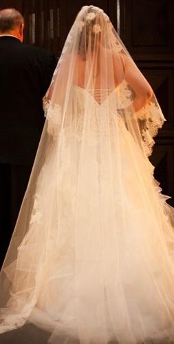 vestido de noiva cymbeline (impecável)