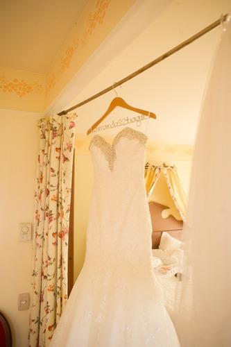 vestido de noiva da marca allure - comprado em nova york
