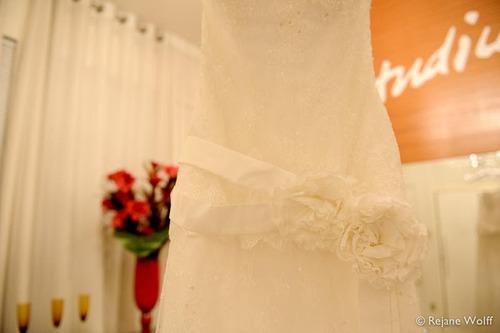 vestido de noiva da marca francesa cymbeline