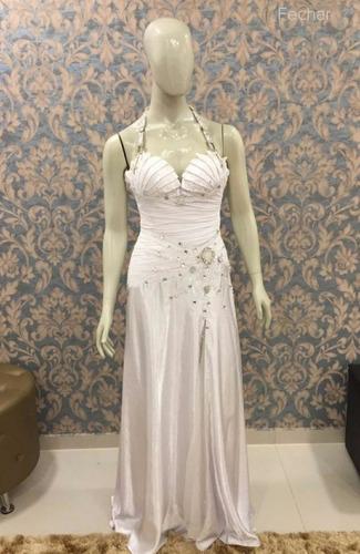 vestido de noiva luxo alta moda