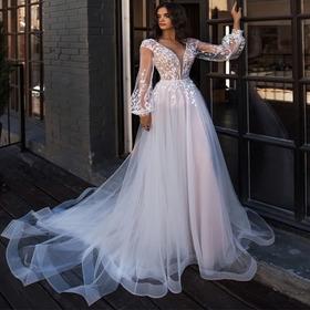 Vestido De Noiva Princesa Sereia Sexy Boho Praia