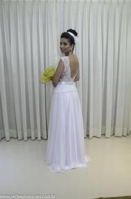 8f75d2fcb Vestidos De Noivas Tamanho M M em Parque Marajoara, Santo André no ...