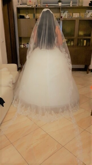 9ae4cf6163 Vestido De Noiva Romântico Casamento Tomara Q Caia Princesa - R  584 ...