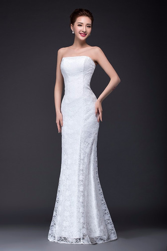 vestido de noiva sereia em renda importado pronta entrega