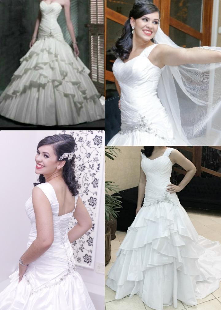d51427f28 Vestido De Noiva Sereia Maggie Sottero: Jenna - R$ 900,00 em Mercado ...