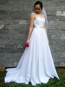 Vestido De Noiva Barato Urgente Vestidos Femeninos Longo