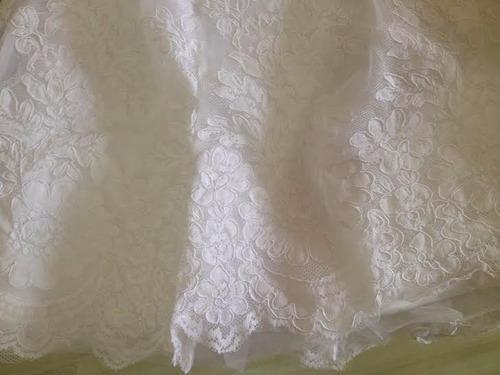 vestido de noiva/casamento/civil/trash the dress-p/ entrega