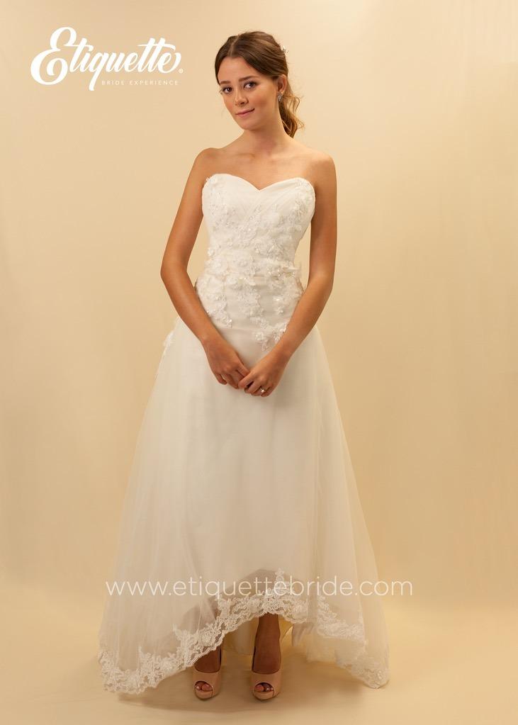 vestido de novia 100% nuevo buen precio hermoso boda - $ 11,600.00