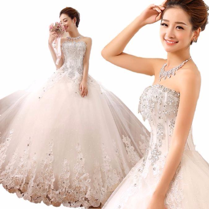 Vestido De Novia 2017 Todos Los Talles Directo Chinah 039