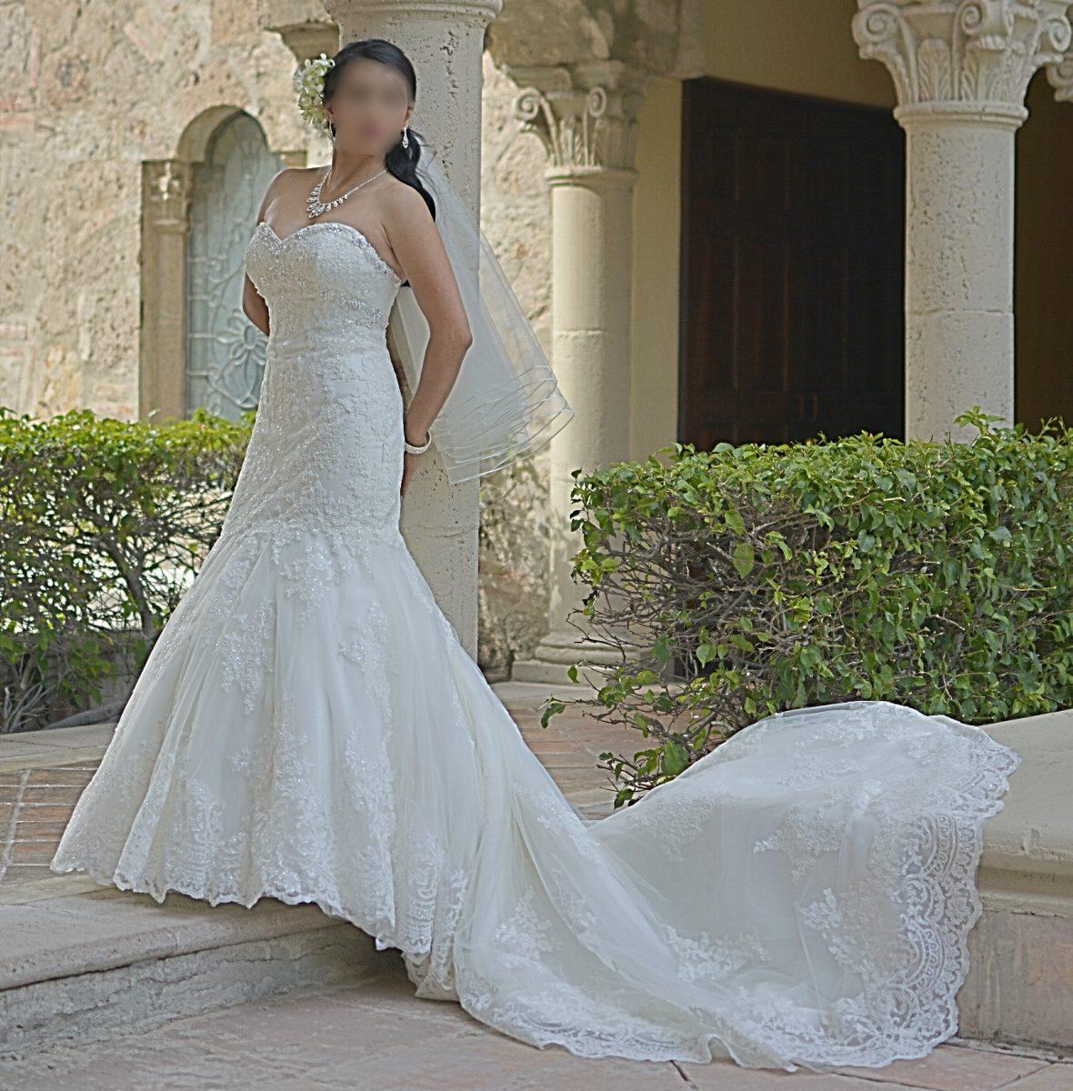 Vestido De Novia - $ 13,000.00 en Mercado Libre