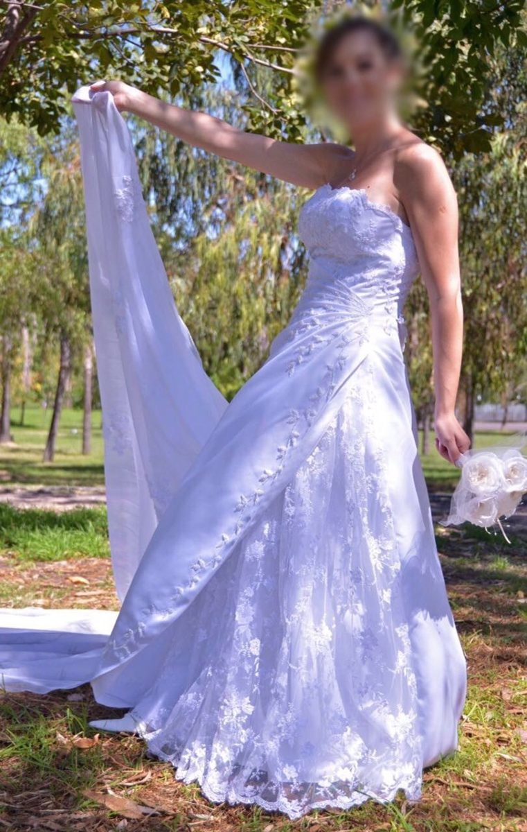 Fantástico Vestido De Novia De Fran Drescher Modelo - Vestido de ...