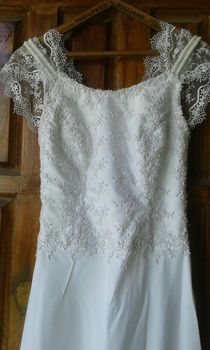 Vestido De Novia - $ 3.500,00 en Mercado Libre