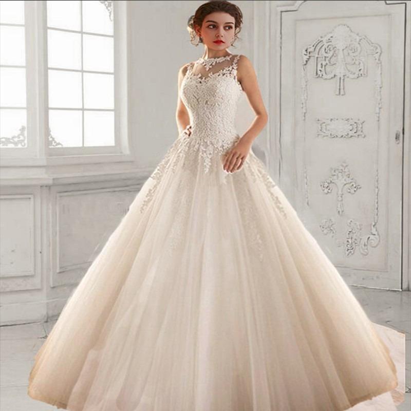 vestido de novia a la medida moda coreana kawaii mod.v001