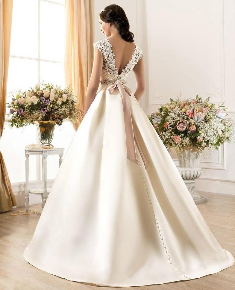 vestido novia a medida precio – vestidos de noche