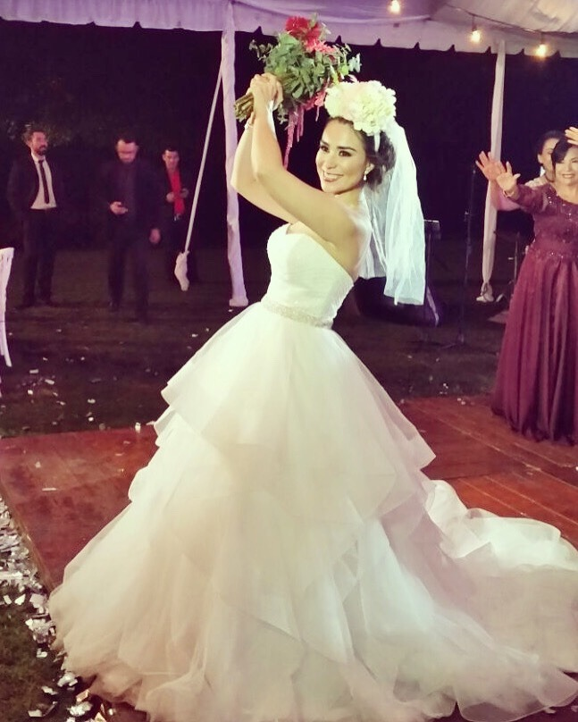 7cd466a3f2 vestido de novia aire barcelona. Cargando zoom.