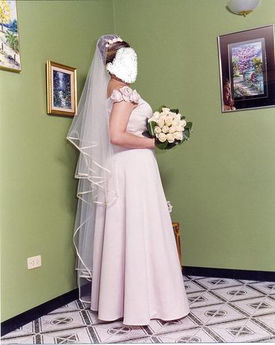 vestido de novia alfred sung