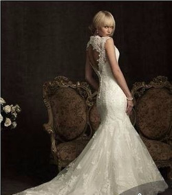 74703030b Vestido De Novia . Allure Bridals . Remate . Eugenia Novias