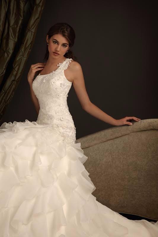 Vestidos de novia allure 2016