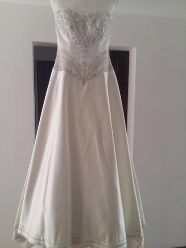 vestido de novia americano