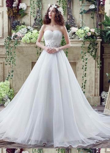 vestido de novia barato economico nuevo original hermoso j1