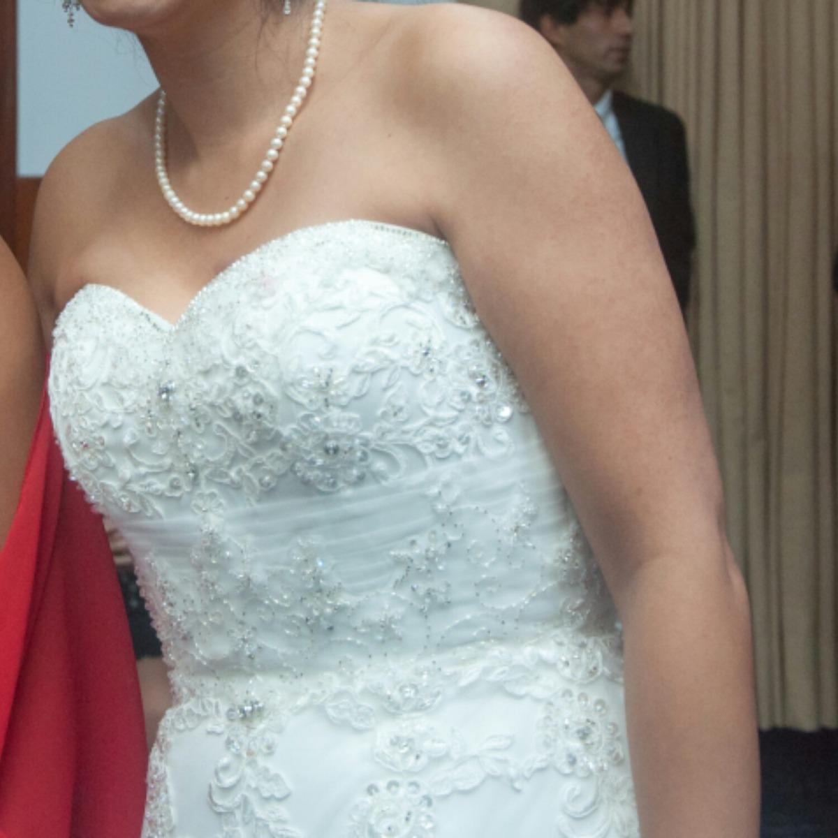 Vestido De Novia Best Bridal - S/ 2.500,00 en Mercado Libre