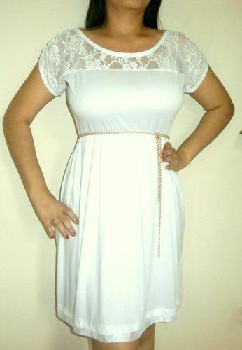 vestido de novia blanco boda civil tallas plus grandes