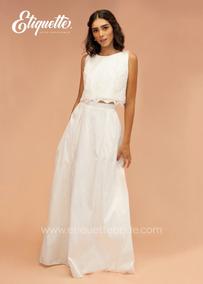 Vestidos de novia para boda civil para embarazadas