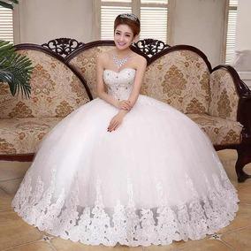 Alquiler Vestido Novia Df Vestidos De Largos Vestidos De
