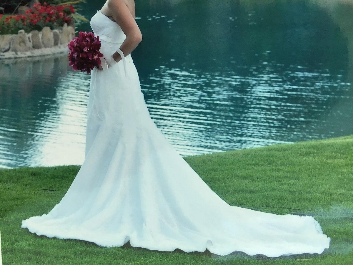 Vestido De Novia Bridenformal - $ 5,000.00 en Mercado Libre