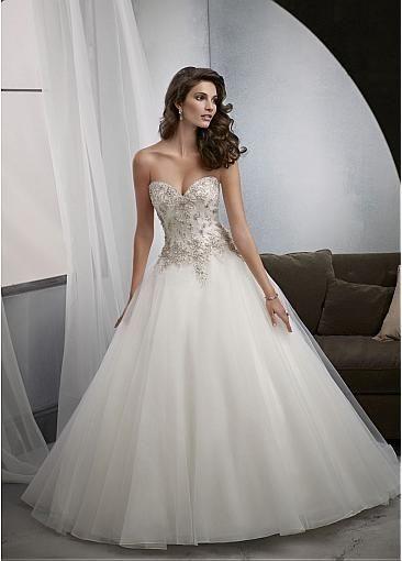 vestido de novia brinden formal corte princesa pedrería cris