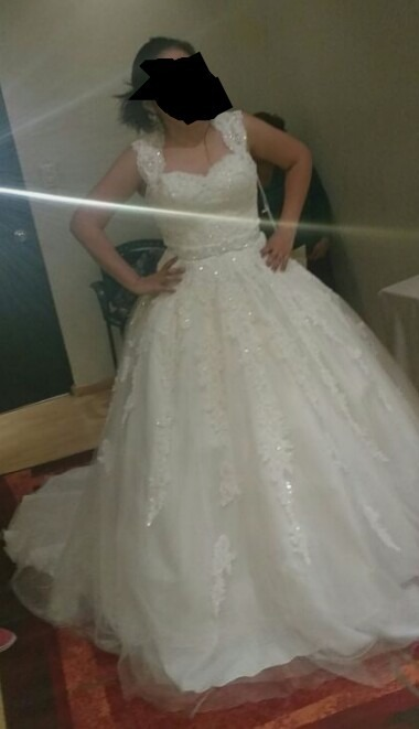 vestido de novia casa iza - $ 3,000.00 en mercado libre