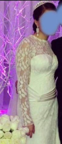 vestido de novia clásico by franco montoro couture