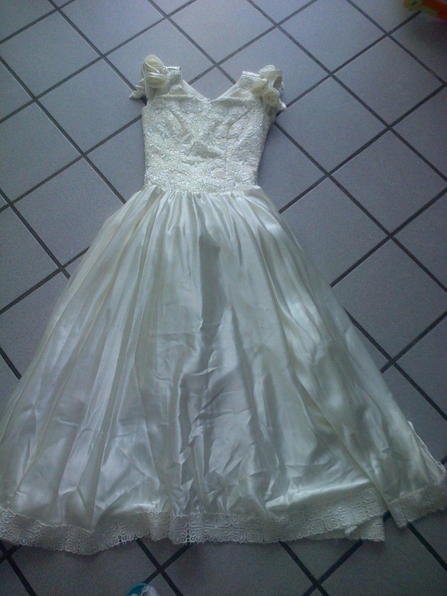 Vestido De Novia Color Champan - Bs. 5.235.000,00 en Mercado Libre
