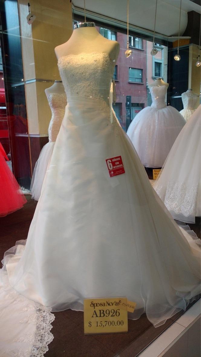 vestido de novia color nude (beige claro) - $ 11,000.00 en mercado libre