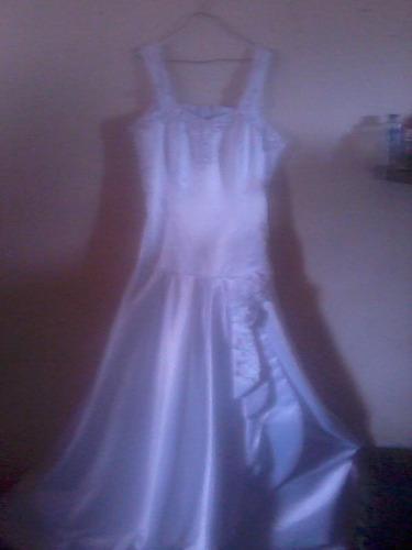 vestido de novia con piedras de sharoski