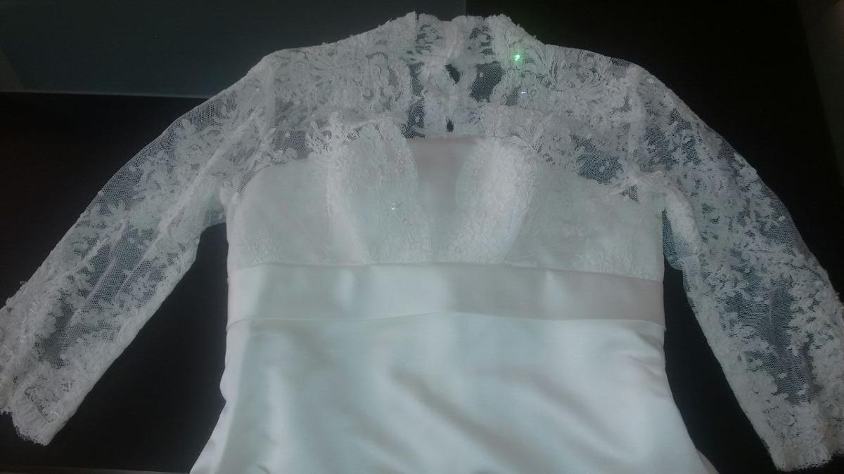 Vestido De Novia Con Su Velo - Bs. 150.000,00 en Mercado Libre