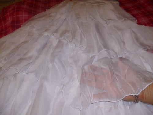 vestido de novia corset y falda  !!!!!