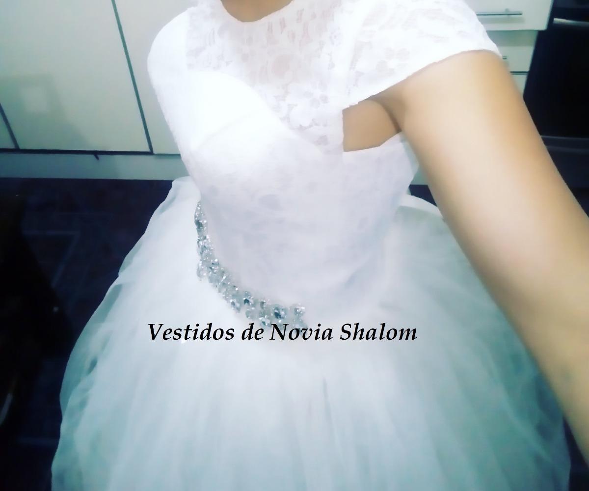 Vestido De Novia Corte Princesa Linea A #6 - $ 5.499,00 en Mercado Libre