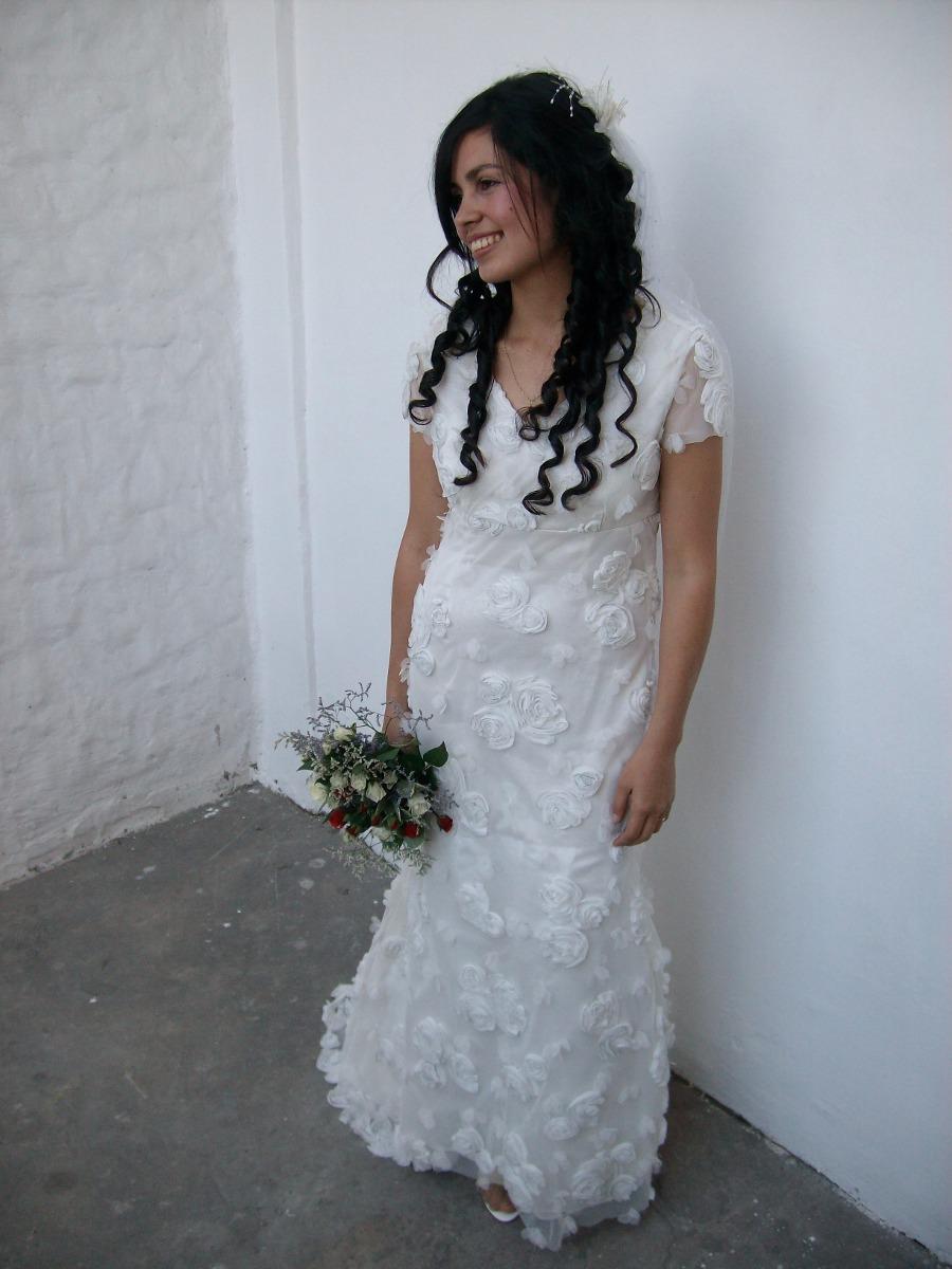 Vestido De Novia Corte Sirena - $ 3.700,00 en Mercado Libre