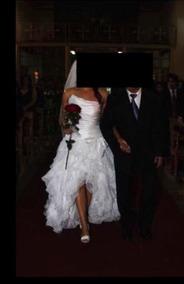 Vestidos de novia cortos usados