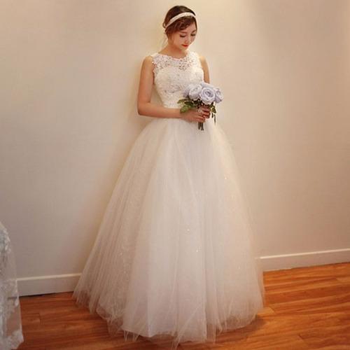 vestido de novia de boda ecomico envio gratis !!