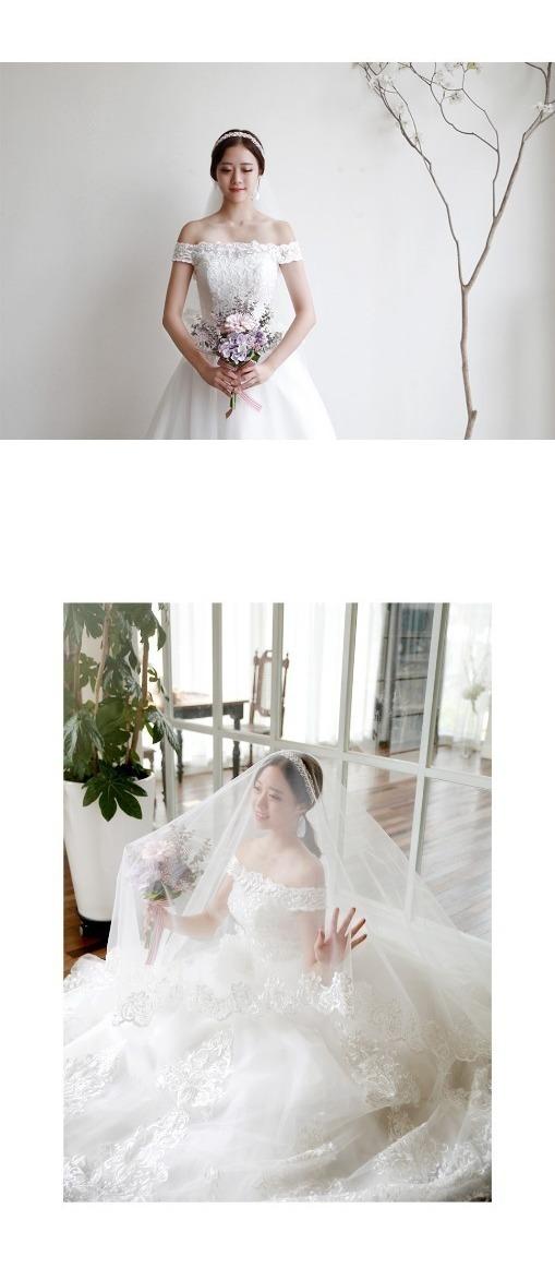 Vestido De Novia De Corea Vera Wang Wedding Dress