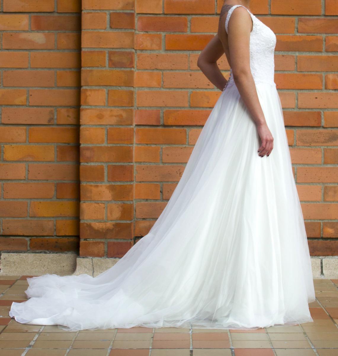 Hermosa Vestidos De Novia Usados ??allure Ideas Ornamento ...