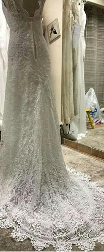 vestido de novia de diseñadora