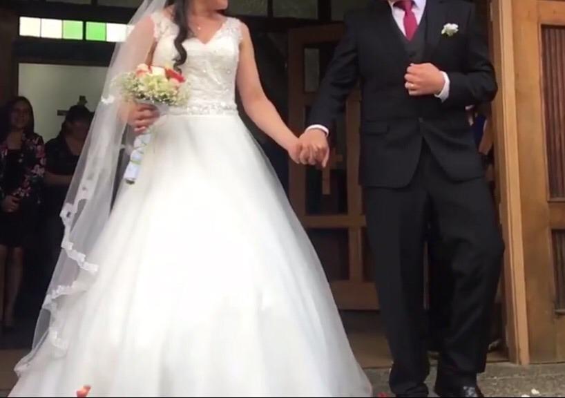 Vestidos de novia casa blanca concepcion