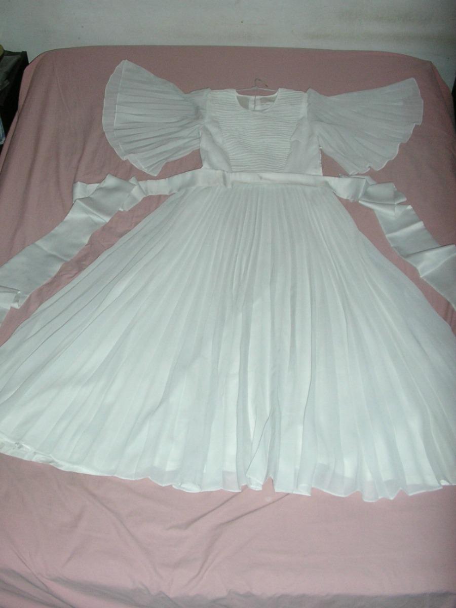 Vestido De Novia - De Muy Fina Confección - - $ 2.000,00 en Mercado ...