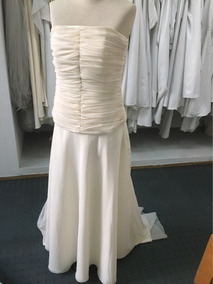 Vestidos Novia De Pocho Ingles Mujer Polleras S 1840 f7bgy6