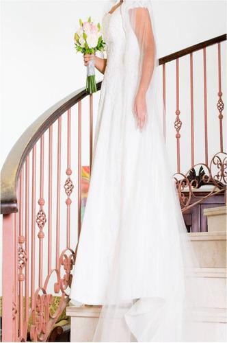 vestido de novia diseñado por antonio semeraro nuevo