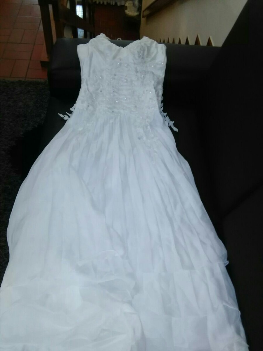 Vestido De Novia Diseñado Por Homero Dupoy Talla S - Bs. 4.000.000 ...