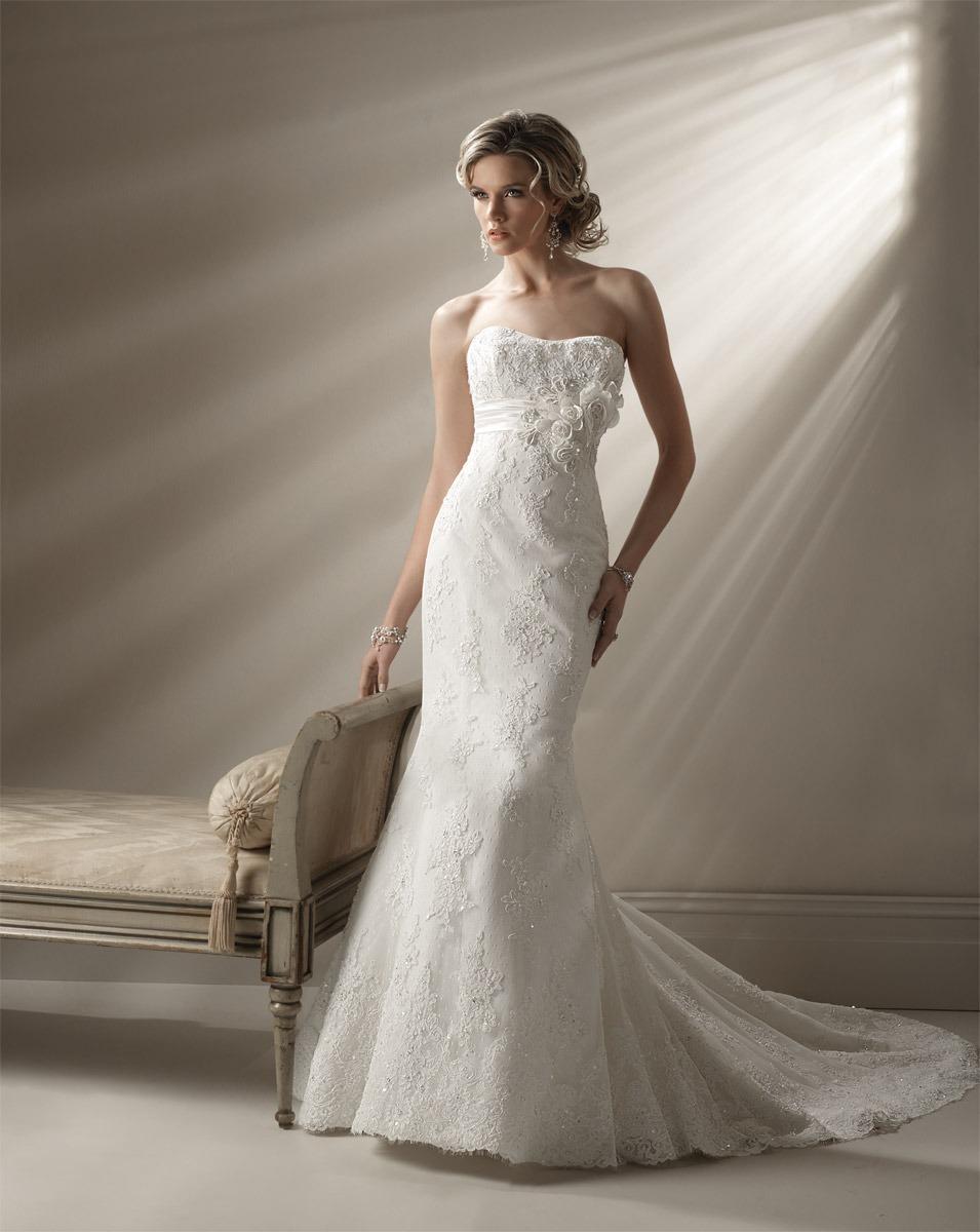 Vestido De Novia Diseñador Maggie Sottero Color Ivory - $ 11,000.00 ...